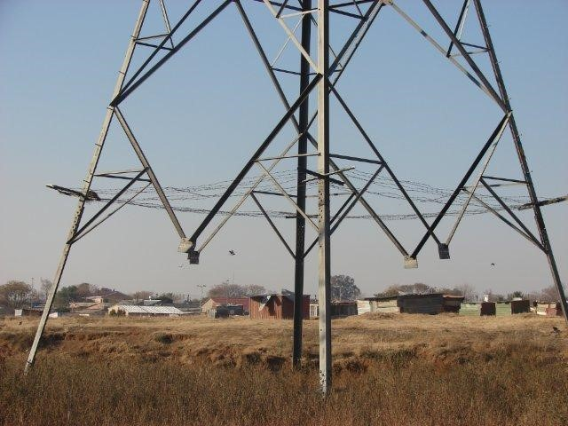 REPAIRS AND REPLACEMENT OF STOLEN STEEL LATTICES ON 132KV LINES IN BLOEMFONTEIN (CENTLEC)
